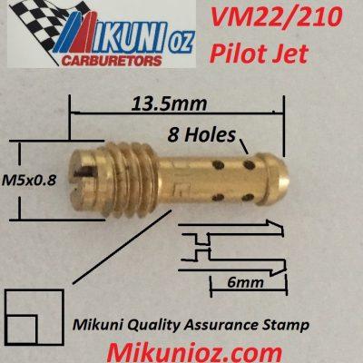 Mikuni Pilot Jet VM22110