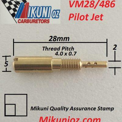 Mikuni Pilot Jet VM28486