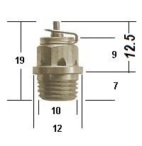 Mikuni needle valve VM-38-11-6-hole