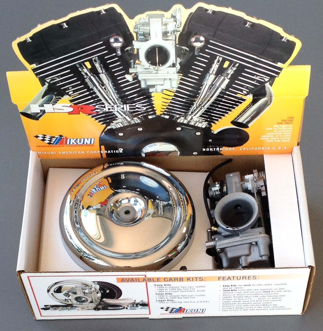 Image result for mikuni hsr 45 kit harley