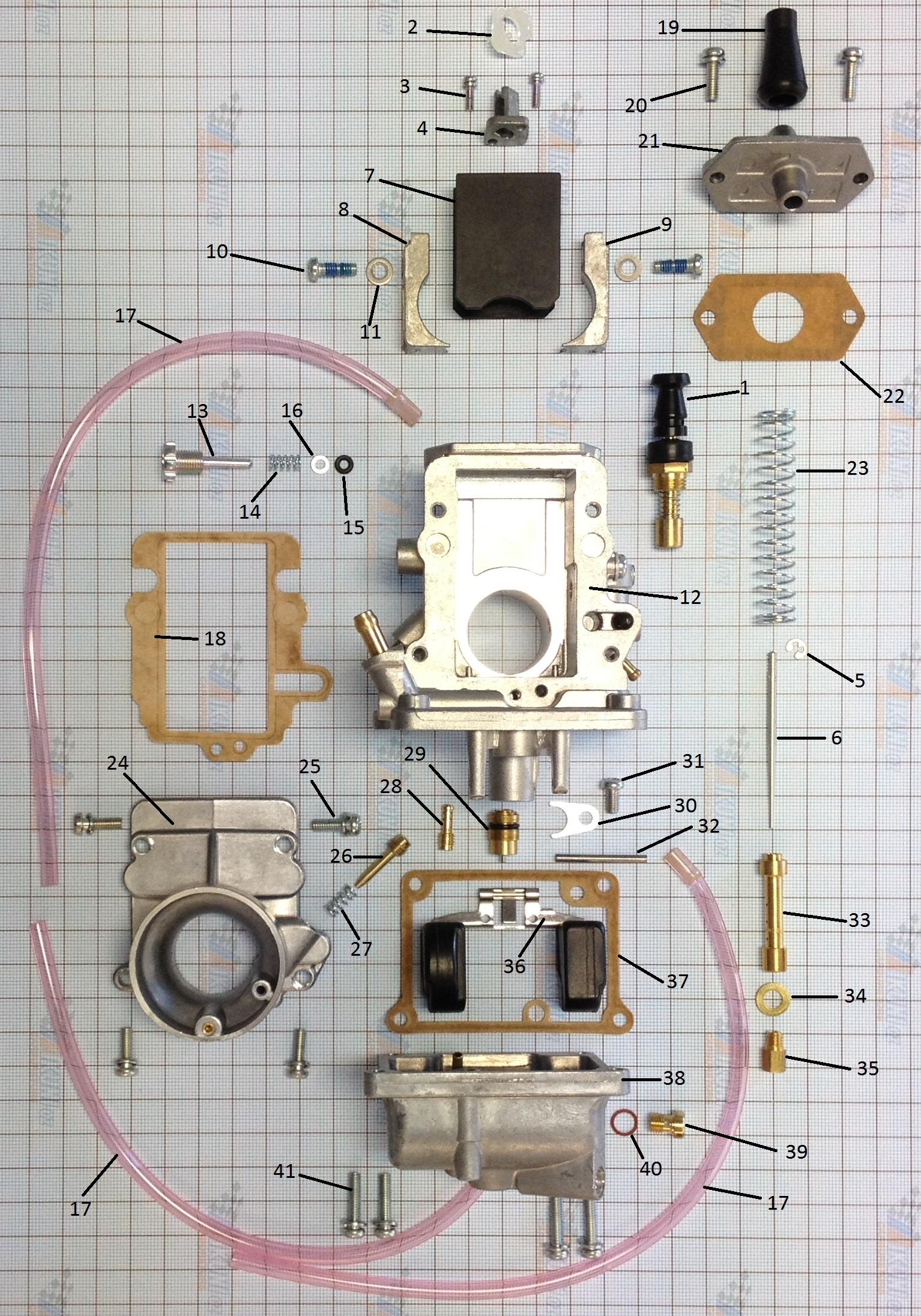 Keihin Carburetor Identification Circuit Diagram Maker