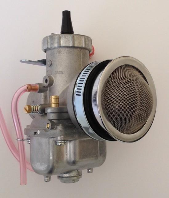 Custom Velocity Stack Air Cleaner