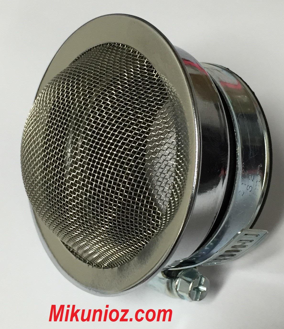 Velocity Stack With Gauze Fits Carburetor Spigot 44mm