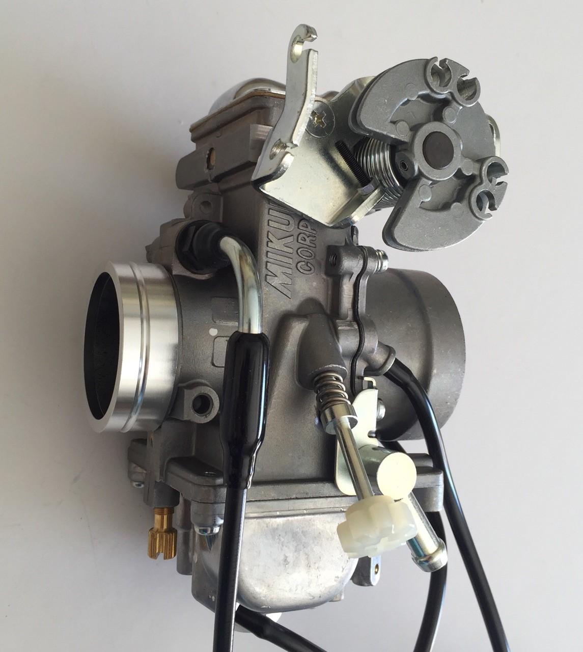 Mikuni Mm Pumper Carb Kawasaki Klx