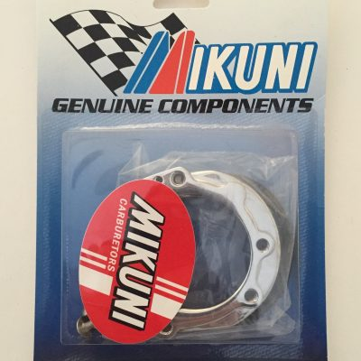 Mikuni HSR Chrome air cleaner adapter kit