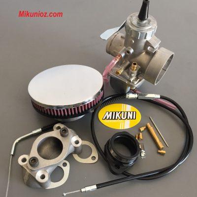 Mikuni conversion kit Triumph Tiger Trophy