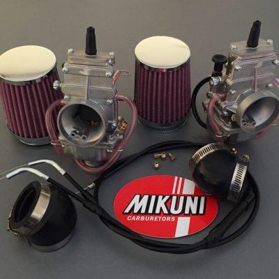 Mikuni TM32 Carb Kit Triumph