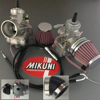 Mikuni Triumph T140E PODS