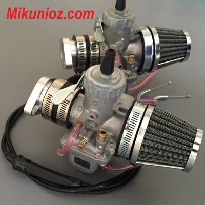 Mikuni VM carbs Honda CB350 CB360 CB400 CB450