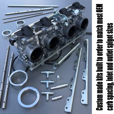 Mikuni RS carb options