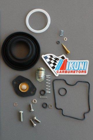 Mikuni Mk Bsr on Yamaha Carb Rebuild Kits