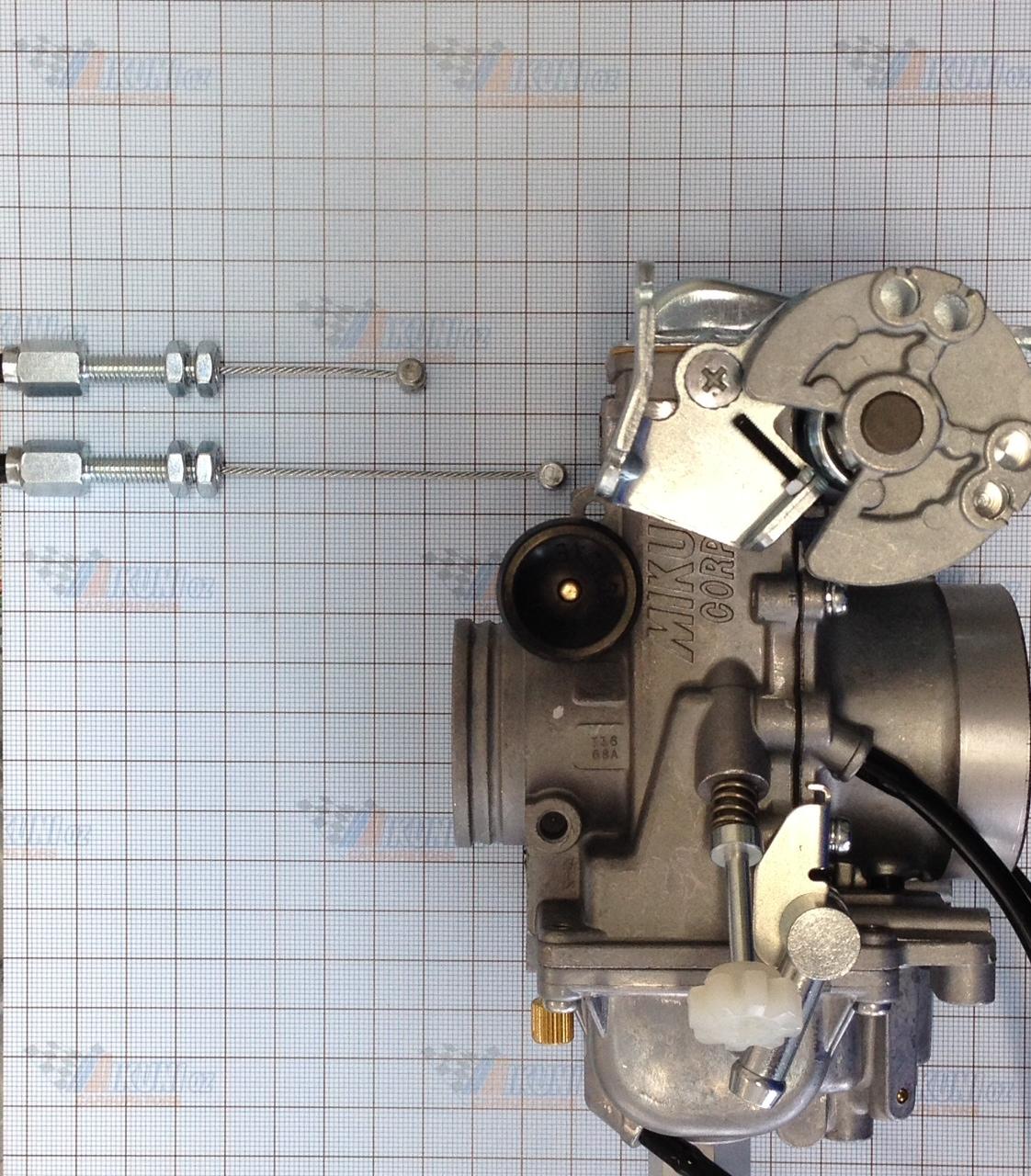 1 Tm40 6 Mikuni 40mm Flatslide Carb W Accelerator Pump Davidson Cv Carburetor Diagram Get Free Image About Wiring Mikunioz