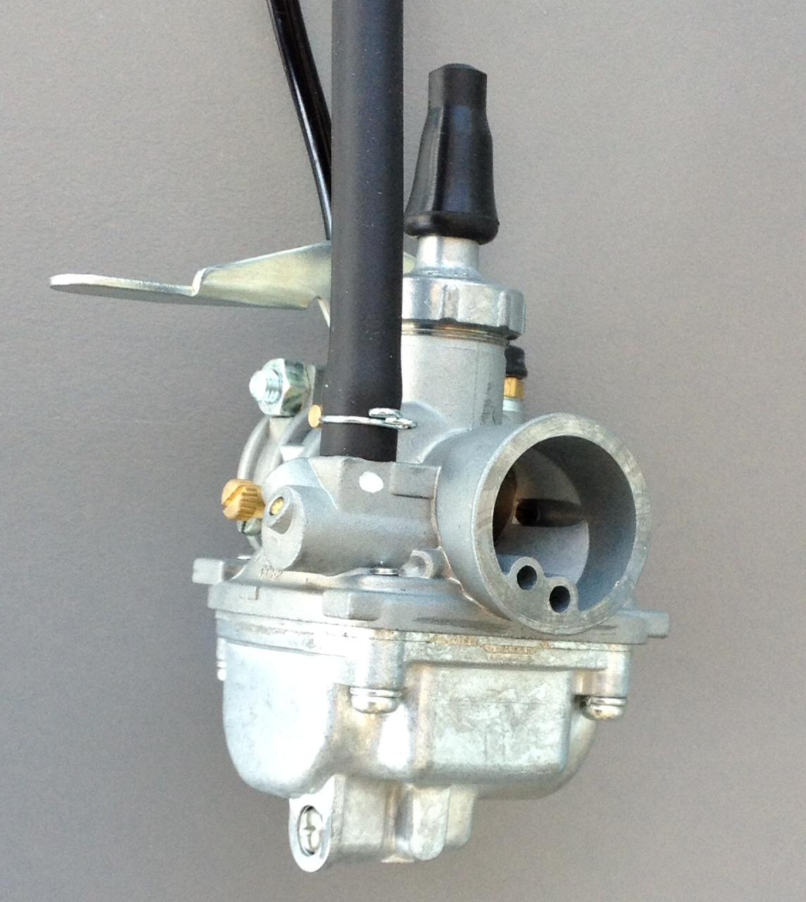 1. VM16-519 16mm Mikuni VM Carburetor | Mikunioz