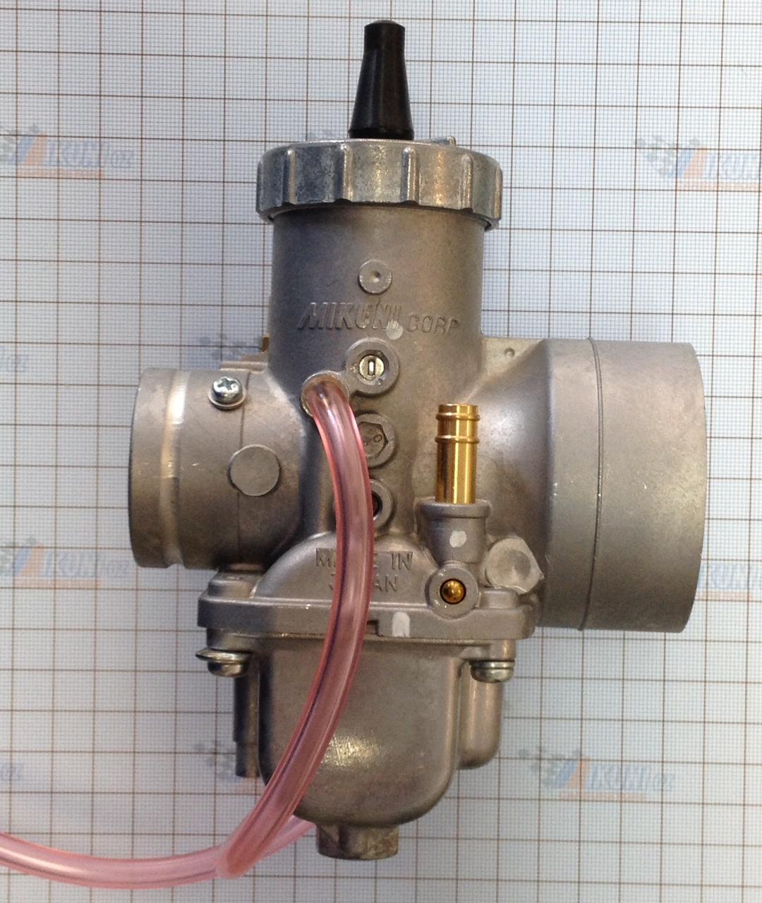 Photo on Carburetor Cutaway