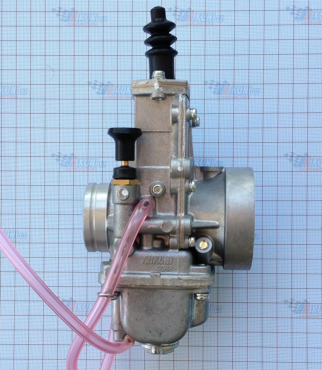 Mikuni Geniune TM38 TM 38mm 38 mm Flat Slide Smoothbore Carb Carburetor TM38-85