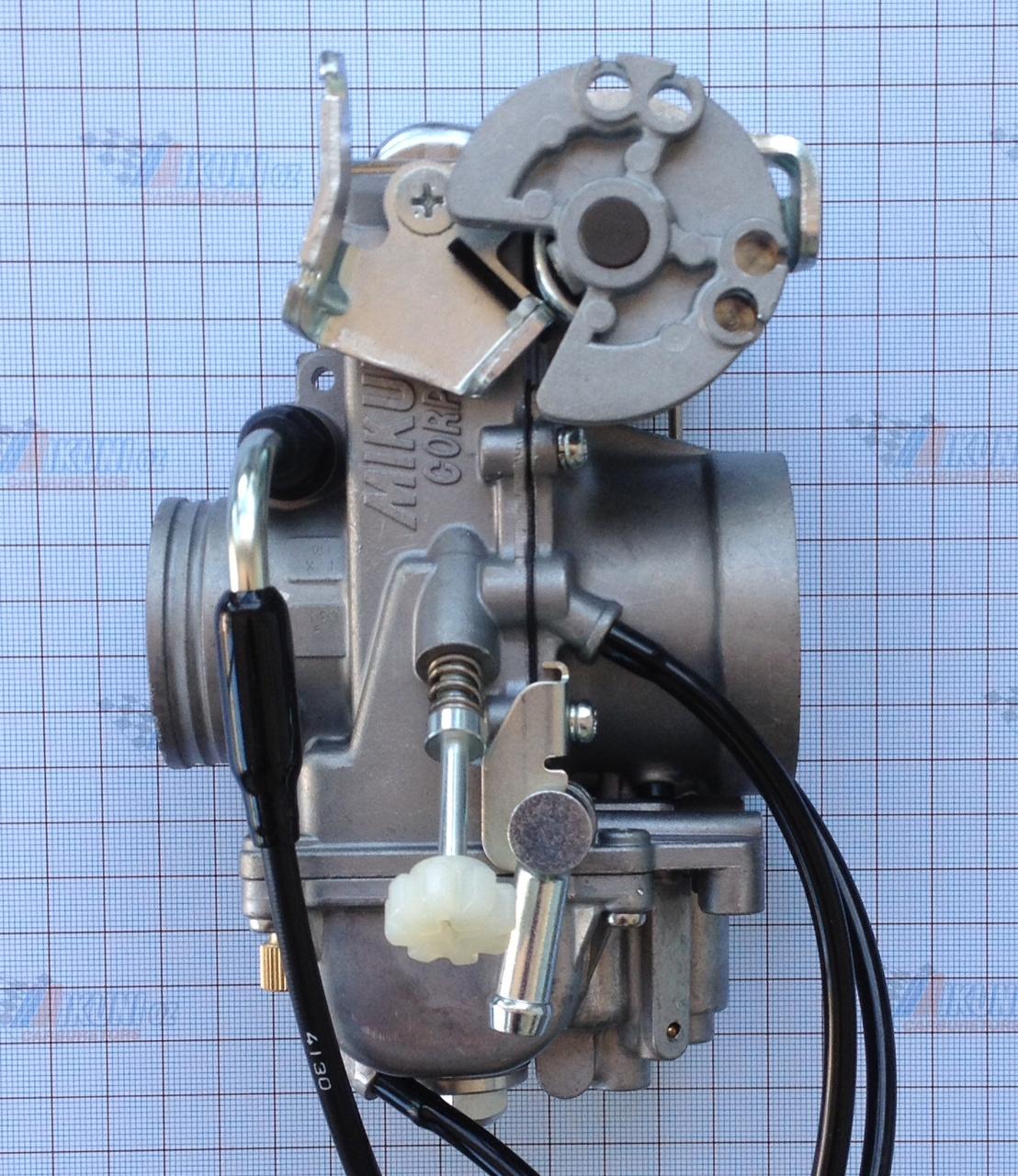 1 Tm40 6 Mikuni 40mm Flatslide Carb W Accelerator Pump Davidson Cv Carburetor Diagram Get Free Image About Wiring