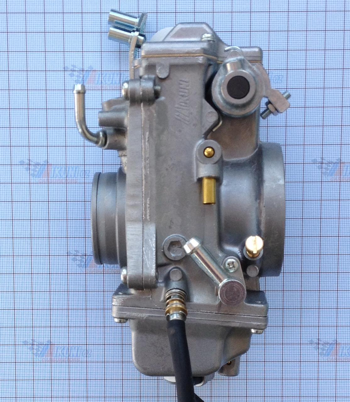 1. TM42-6, HSR 42mm Mikuni Carburetor, Natural or Polished ...