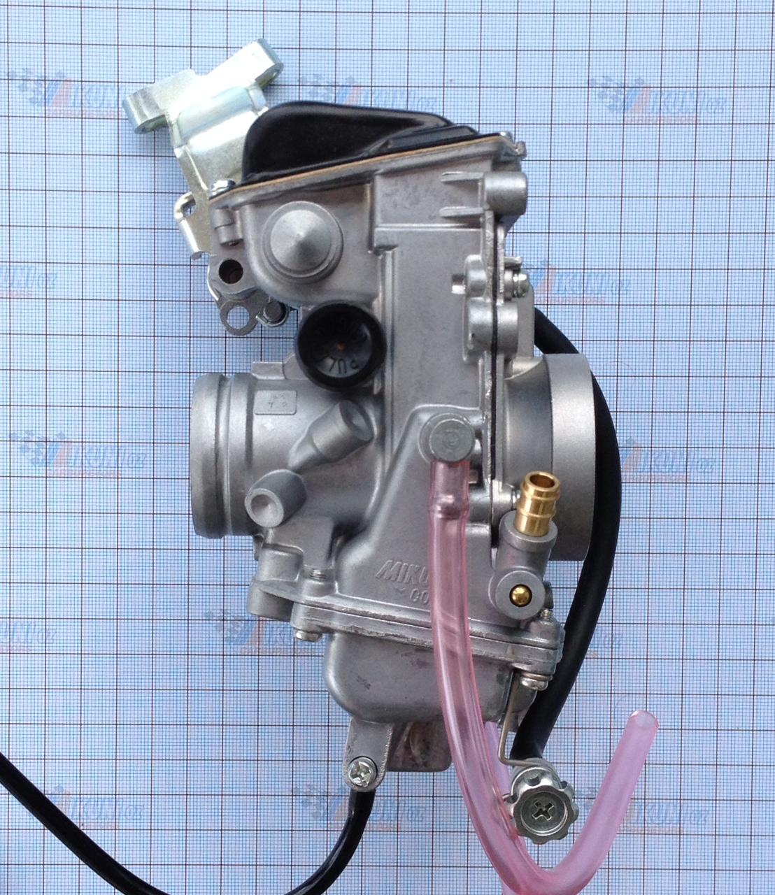 1. TM33-8012 33mm TM Mikuni Carburetor | Mikunioz
