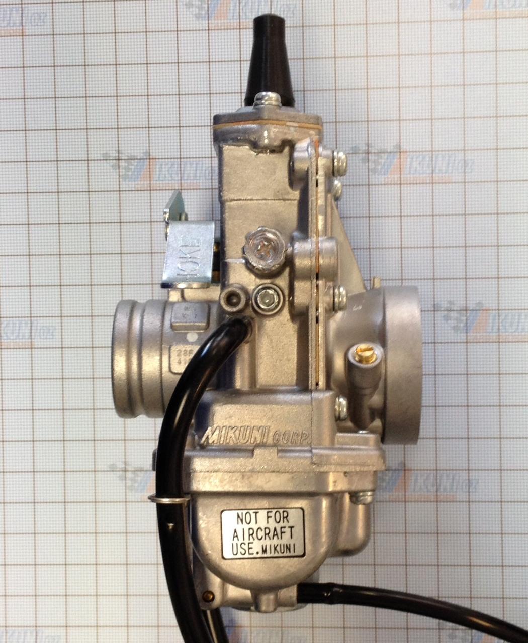 1 Tm28 418 28mm Mikuni Tm Carburetor Mikunioz Honda Crf150f Diagram
