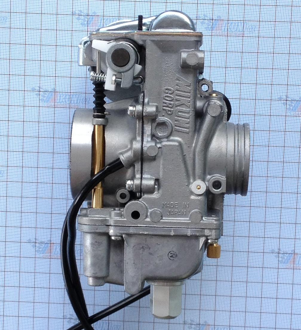TM36-68 Mikuni 36mm TM Mikuni Carb w Accelerator pump