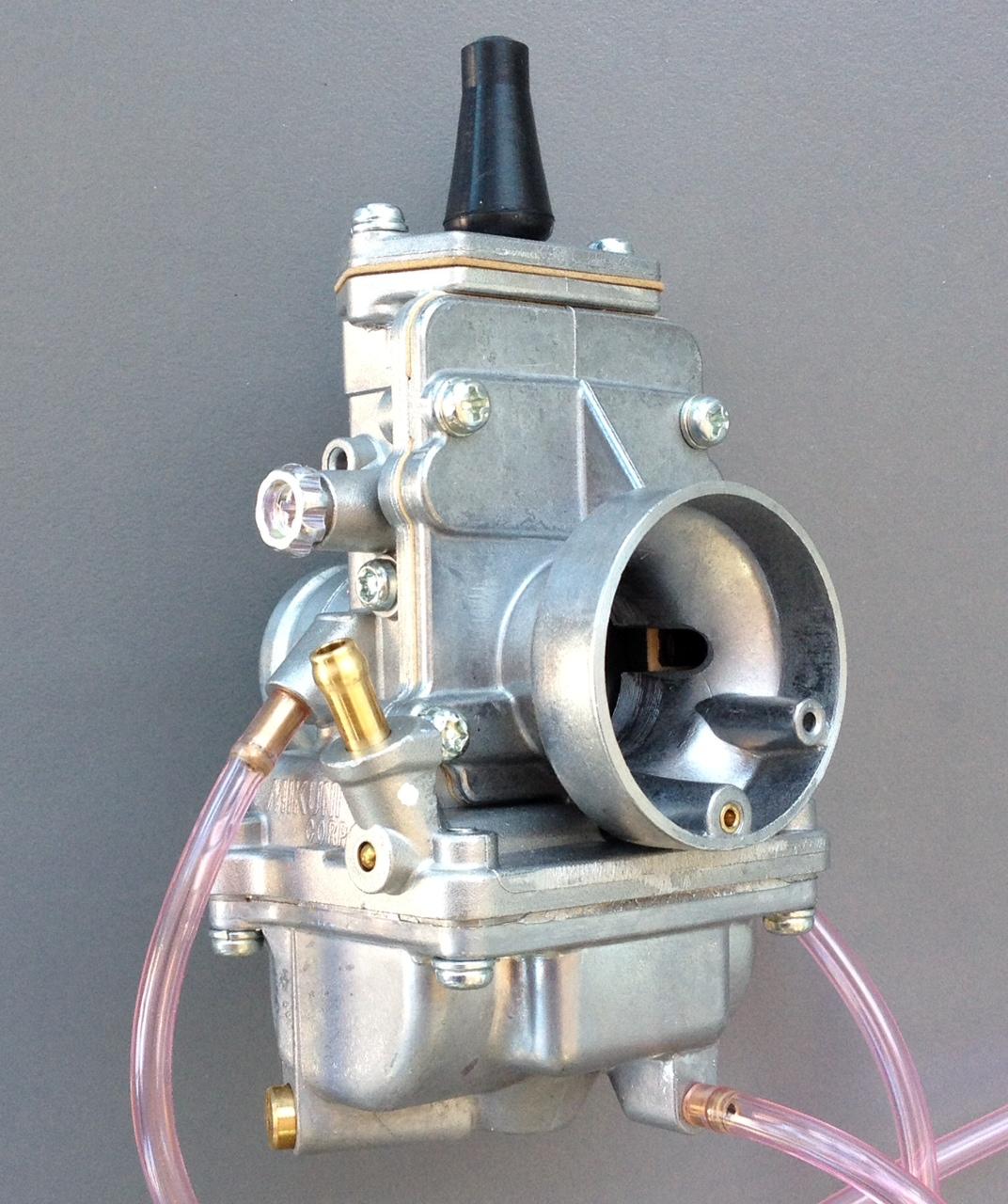 1  TM24-8001 Mikuni TM 24mm Flatslide Carburetor