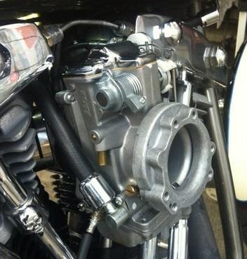 Mikuni HSR42 Easy Kit Harley    Davidson    Shovelhead   XL 1000