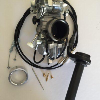 1  TM36-68 Mikuni 36mm TM Mikuni Carb w Accelerator pump