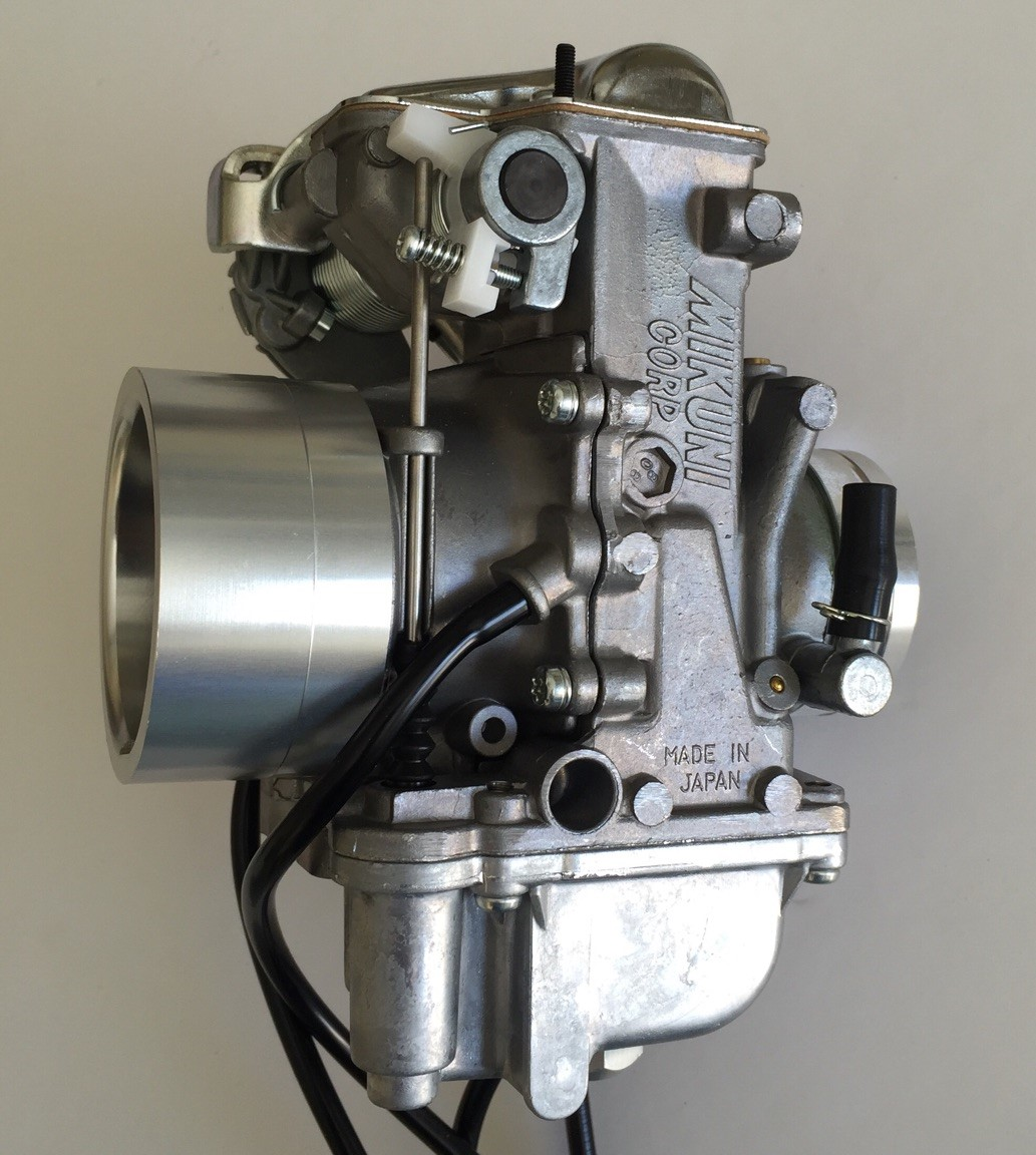 2015 Honda Xr650L >> 1.Honda XR600 & XR650 Mikuni TM40-6 Flatslide Pumper Carb ...