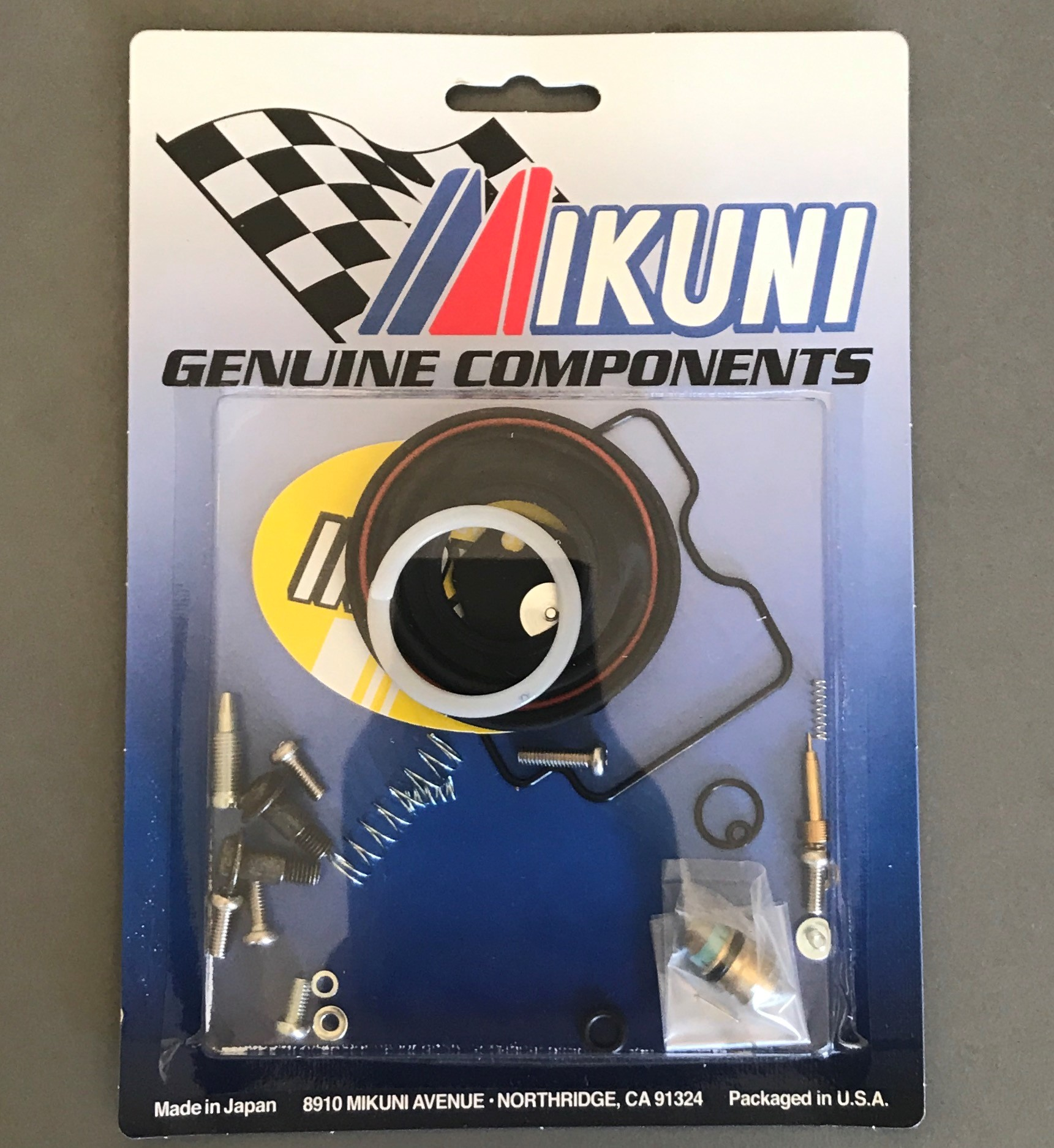 MK-BSR33-41 Rebuild Kit-Twin BSR33 Carbs Yamaha 01-05 Raptor 660
