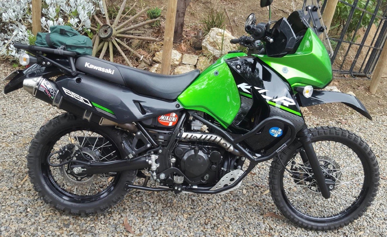 Kawasaki KLX, KLR 650 Mikuni TM42-6 Flatslide Pumper Carb Kit | Mikunioz