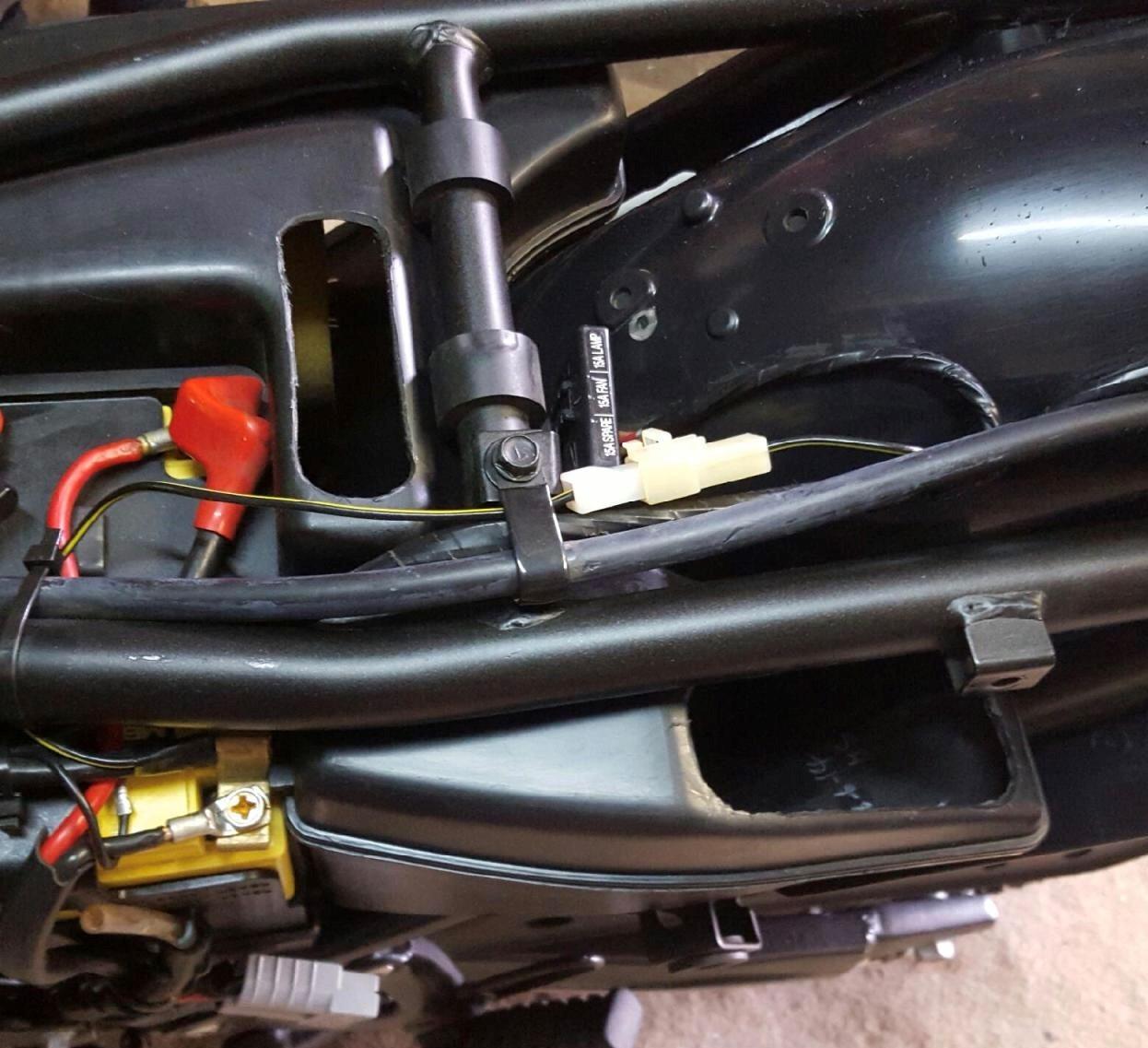 Kawasaki Klx Klr 650 Mikuni Tm42 6 Flatslide Pumper Carb Kit Mikunioz Wiring Harness