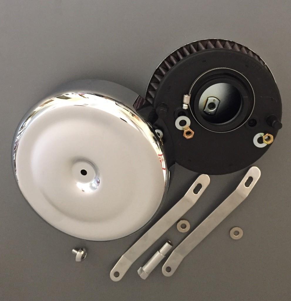 Mikuni Air Cleaner : Mikuni hs air filter kit harley davidson shovelhead