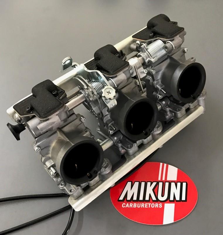 Mikuni RS 36mm Carb Kit- Yamaha XS750 & XS850 Triple Models on