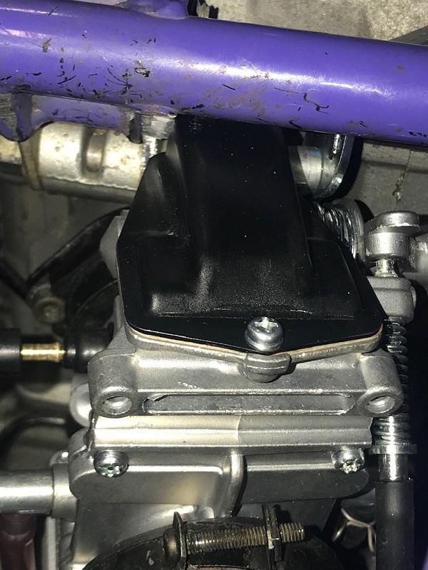 1  Kawasaki KLX 250, 300 Mikuni TM33-8012 Pumper Carb Kit