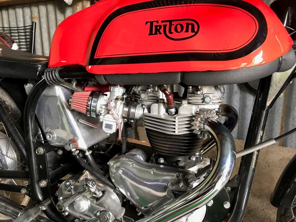 Triumph Bonneville 650 Thru Mid69 Mikuni Vm Carb Kit Woptions