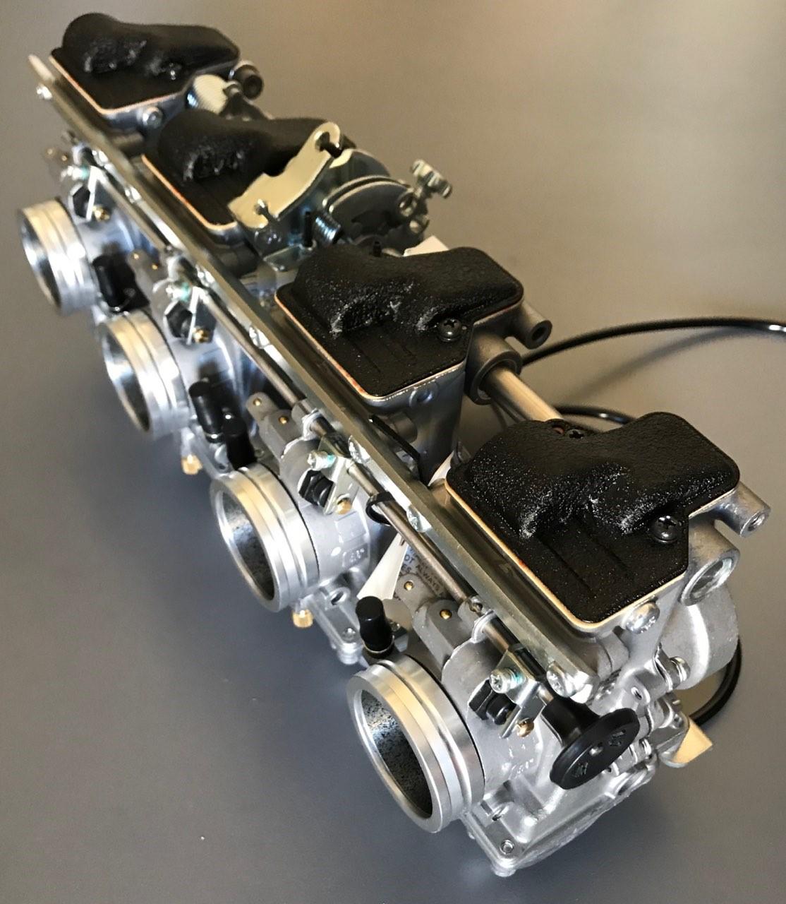 Mikuni RS34 Carb Kit- Suzuki GSXR WC Water/Liquid Cooled Models