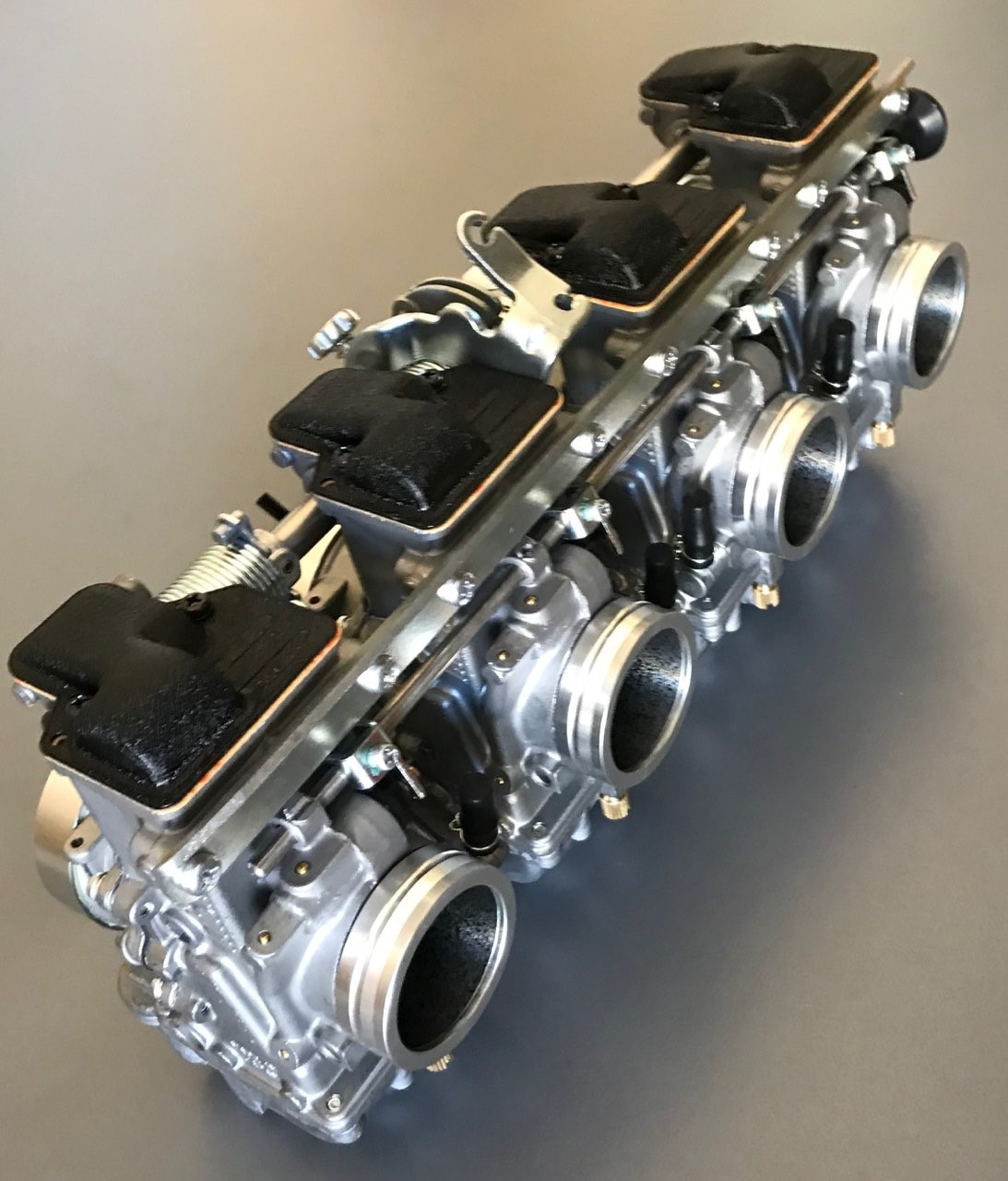 Mikuni RS38 Carb Kit- Suzuki GSXR WC Water/Liquid Cooled Models