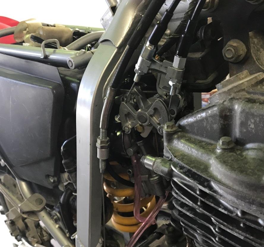 1  Honda XR 250 Mikuni TM33-8012 Pumper Carb Kit