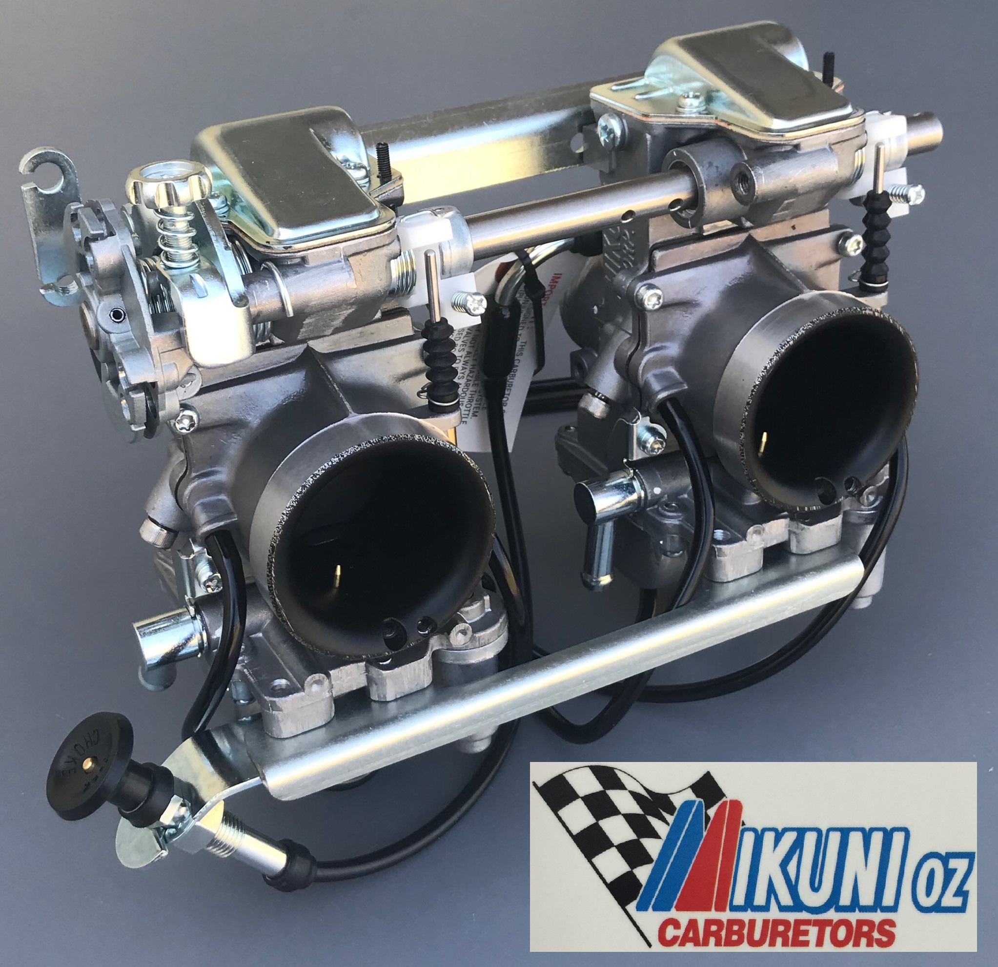 Mikuni RS 36mm Carb Kit- Yamaha XS650 or Big Bore Engines